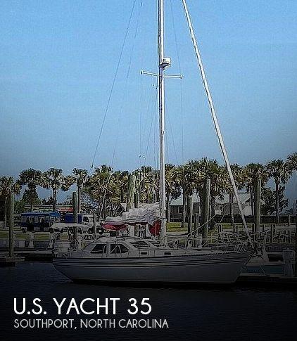 1981 U.S. Yacht 35
