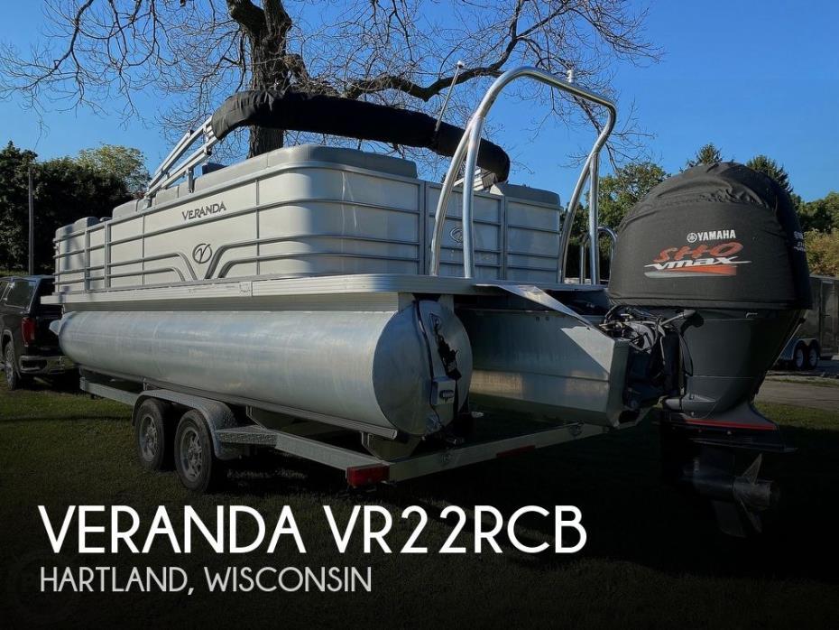 2018 Veranda VR22RCB