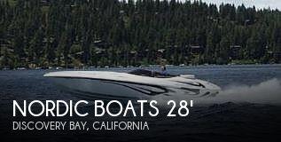 2006 Nordic Boats 28 Heat