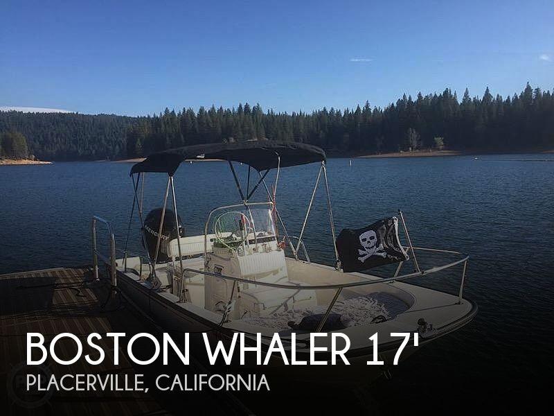 2008 Boston Whaler Montauk 170