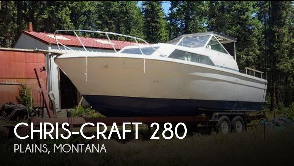 1980 Chris-Craft 280
