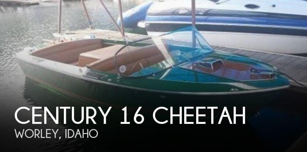 1969 Century 16 Cheetah