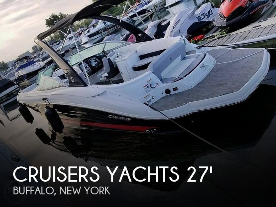 2016 Cruisers Yachts 298 SS
