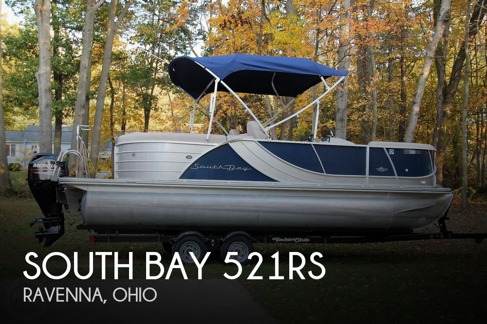 2016 South Bay 521RS