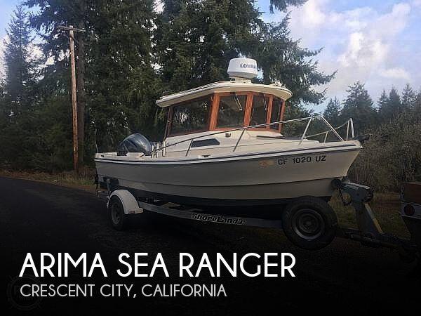 1993 Arima Sea Ranger