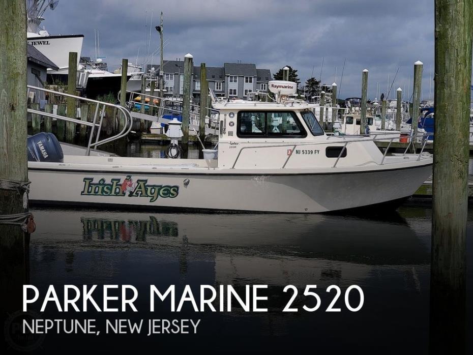 1994 Parker Marine 2520 Sport