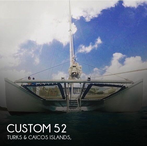 1997 Custom Sea Runner 52