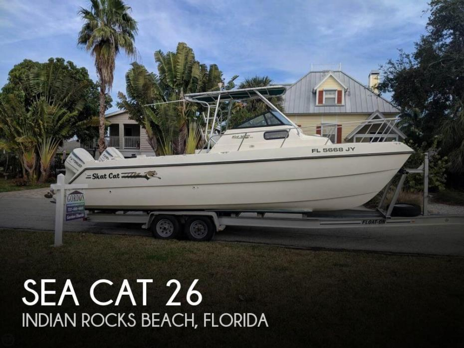 1997 Sea Cat SL5C
