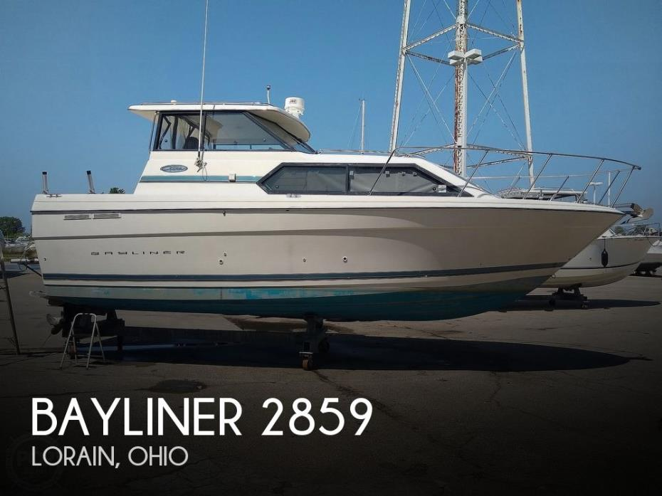 2001 Bayliner 2859 Cierra