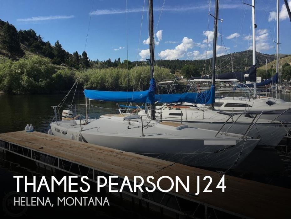 1977 J Boats J24