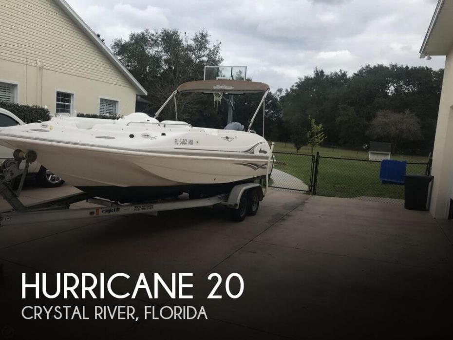 2005 Hurricane 202