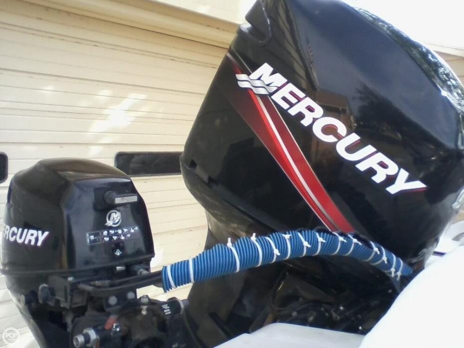 2010 Nitro Fish & Ski 290