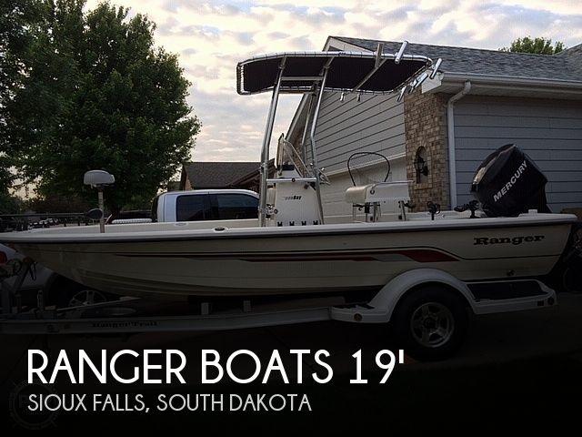 2007 Ranger Boats Bay 2000