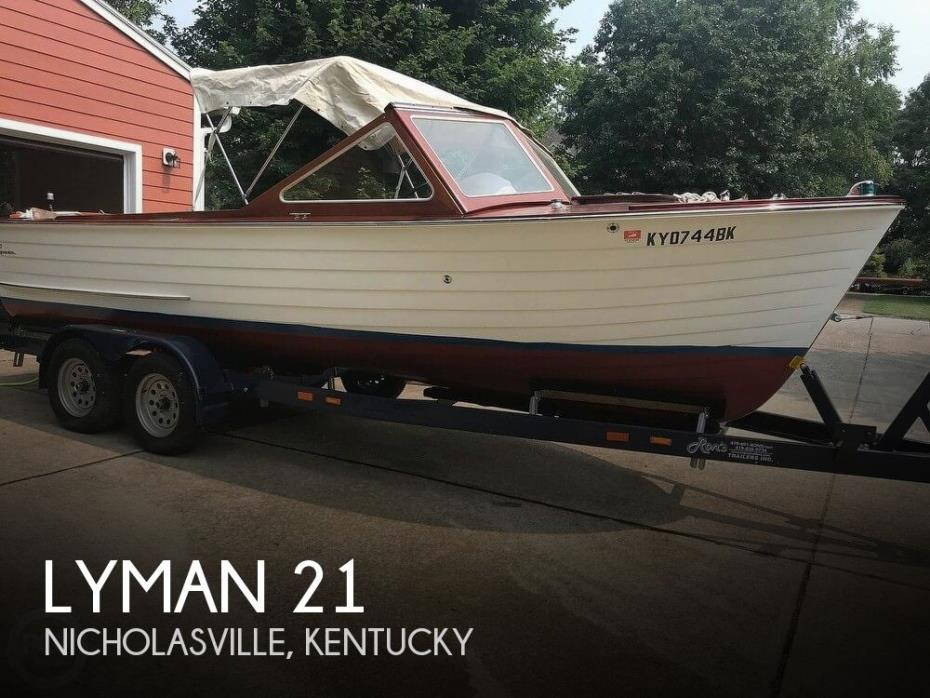 1965 Lyman 21