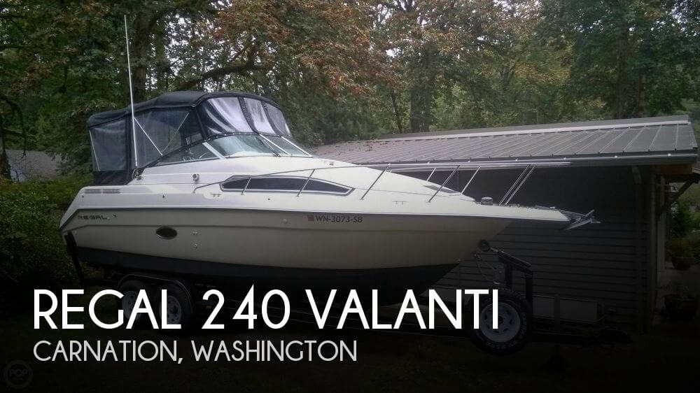 1992 Regal 240 Valanti