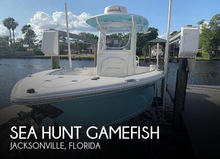 2015 Sea Hunt Gamefish