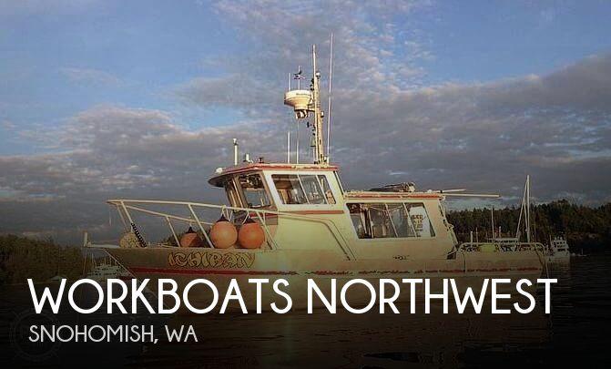 1988 Workboats Northwest 29