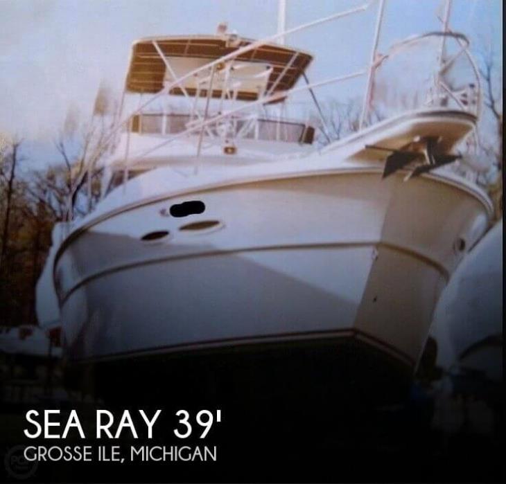 1984 Sea Ray SRV390
