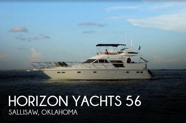 2001 Horizon Yachts 58