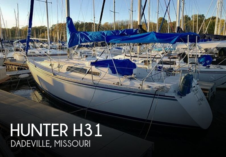 1985 Hunter H31