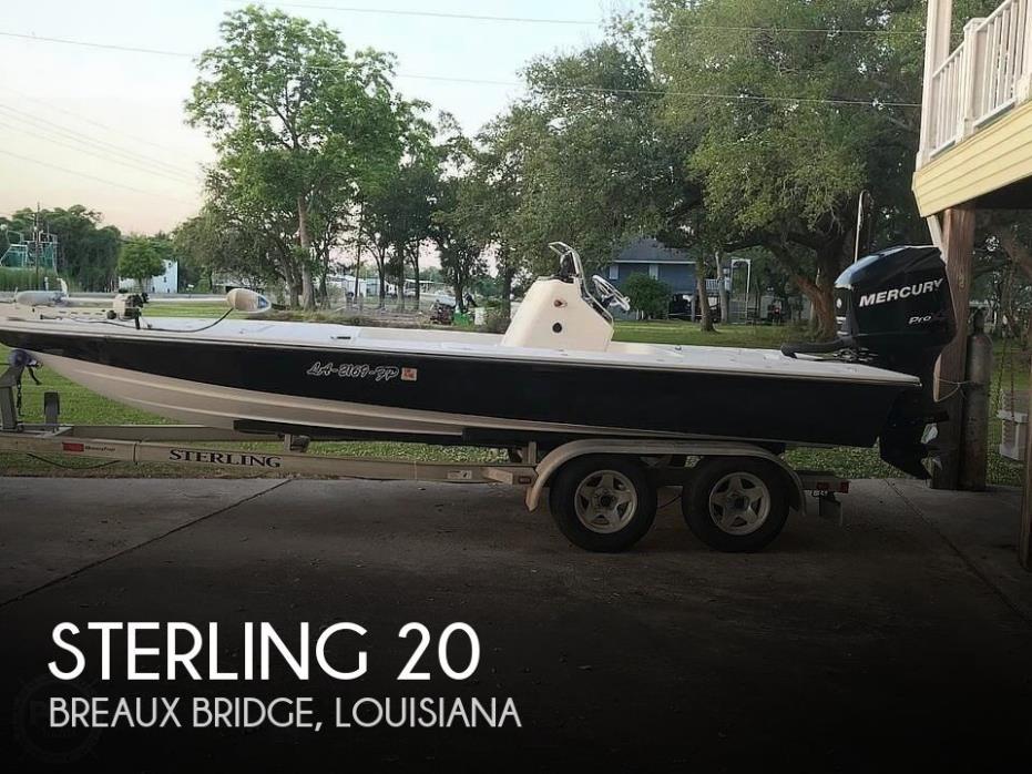 2007 Sterling 20