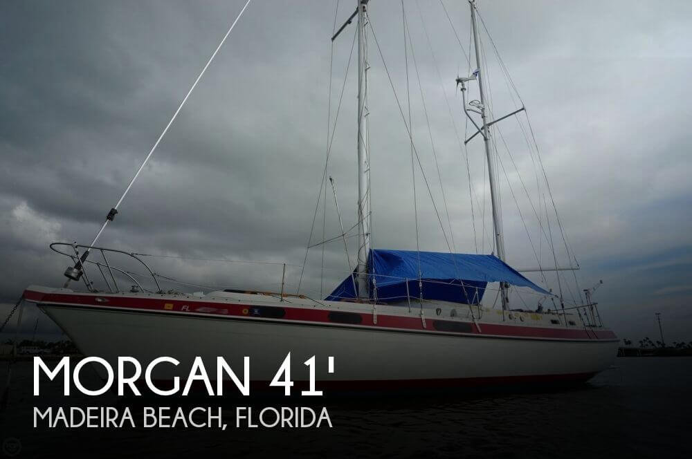 1976 Morgan Out Island 415 Ketch
