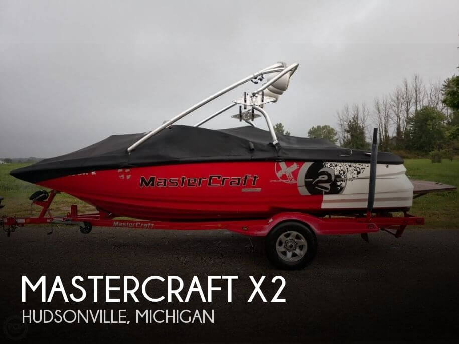 2006 Mastercraft X2