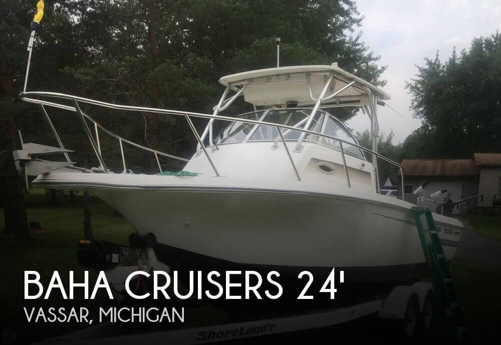 1995 Baha Cruisers Fisherman 240 WAC