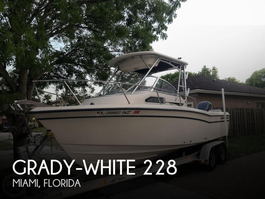 2008 Grady-White Seafarer 228