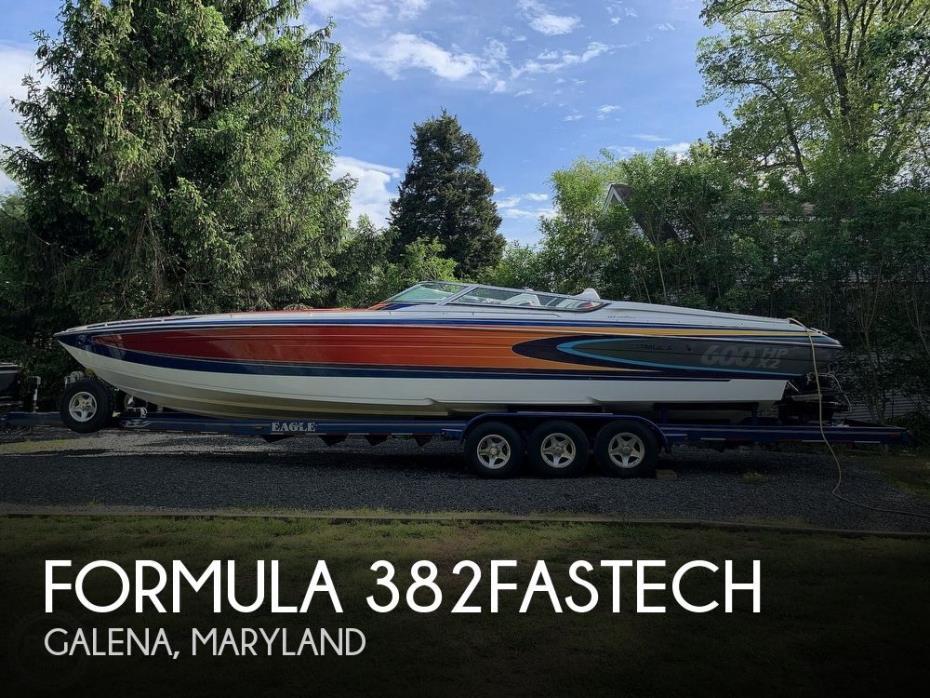 2006 Formula 382 Fastech