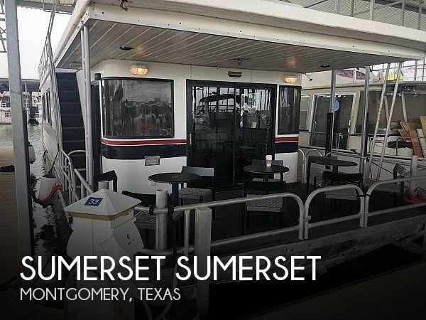 1996 Sumerset 60 Foot Houseboat