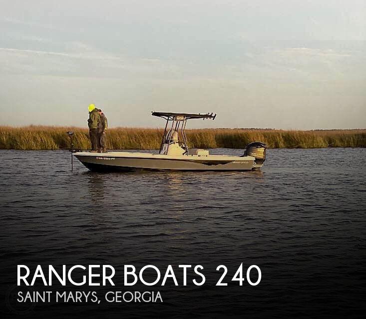 2018 Ranger Boats 240 Bahia