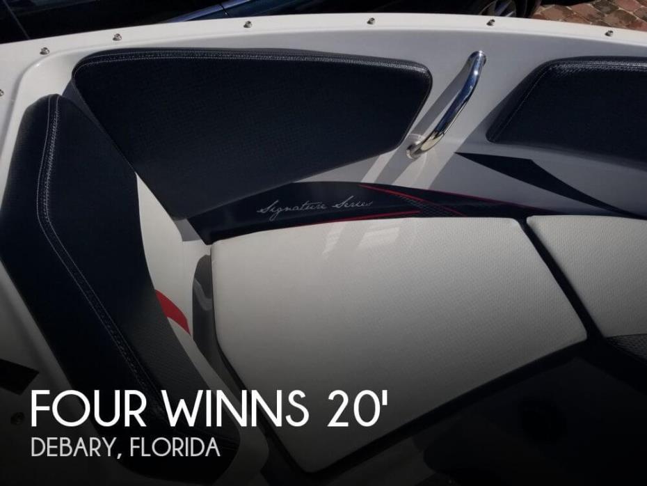 2016 Four Winns HORIZON 200SS
