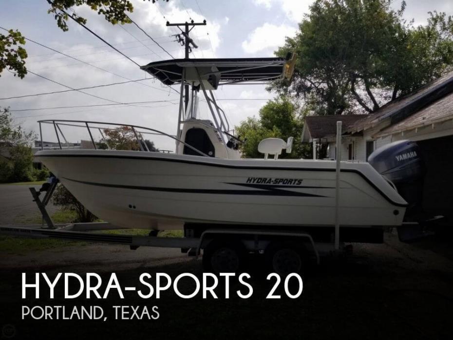 1999 Hydra-Sports Ocean 20