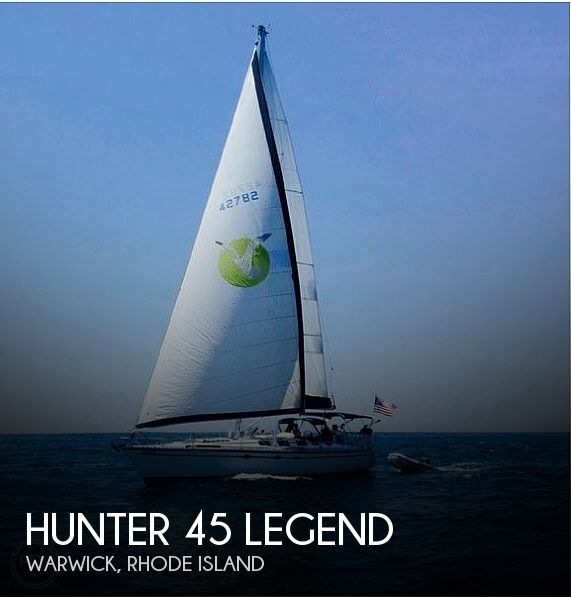 1986 Hunter 45 Legend