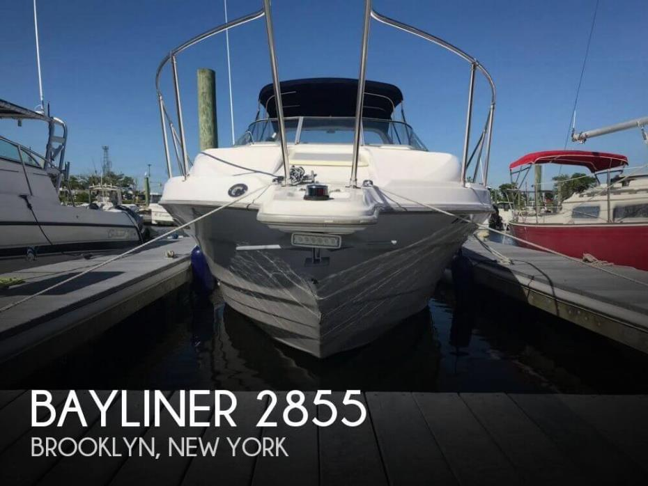 1998 Bayliner 2855