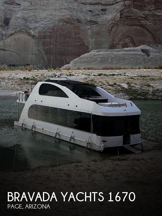 2019 Bravada Yachts Legacy V Series 1670
