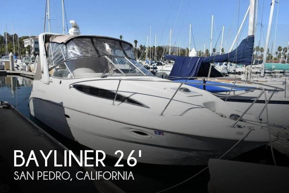2001 Bayliner 2665 Ciera Sunbridge