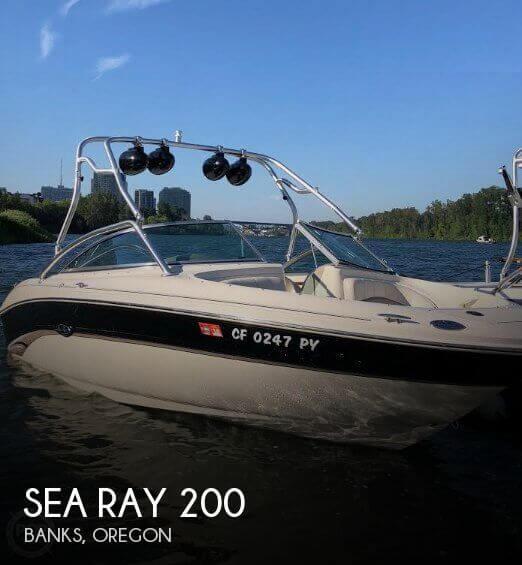 2003 Sea Ray 200