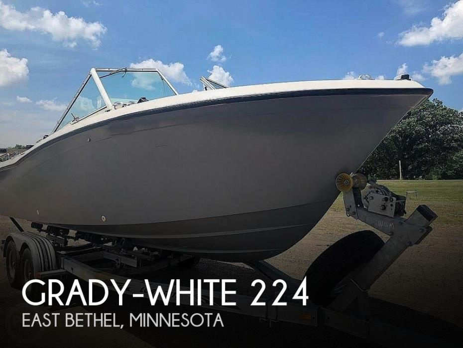 1984 Grady-White 224 TOURNAMENT