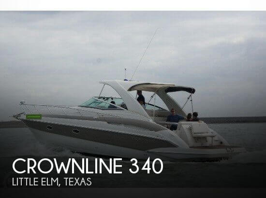 2007 Crownline 340