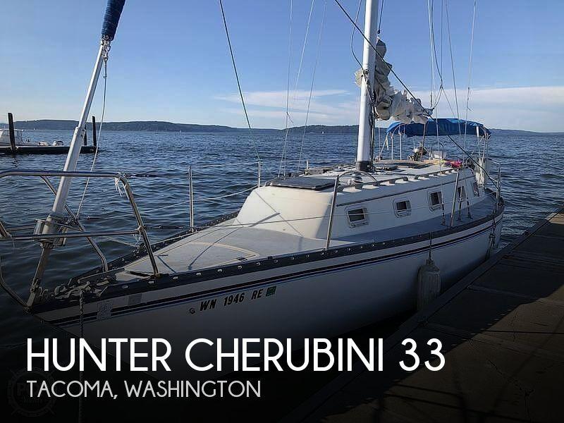 1981 Hunter Cherubini 33