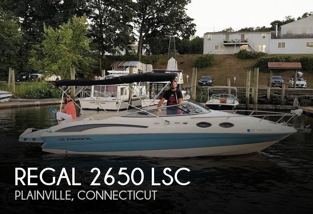 2002 Regal 2650 LSC