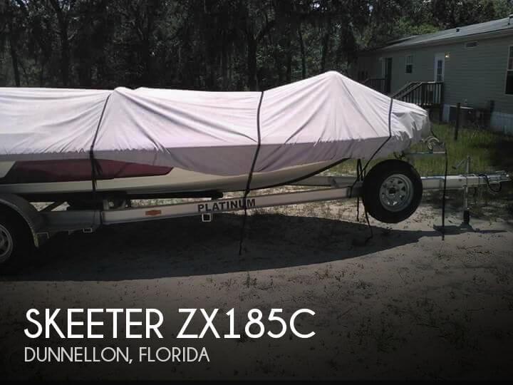 1999 Skeeter ZX185C