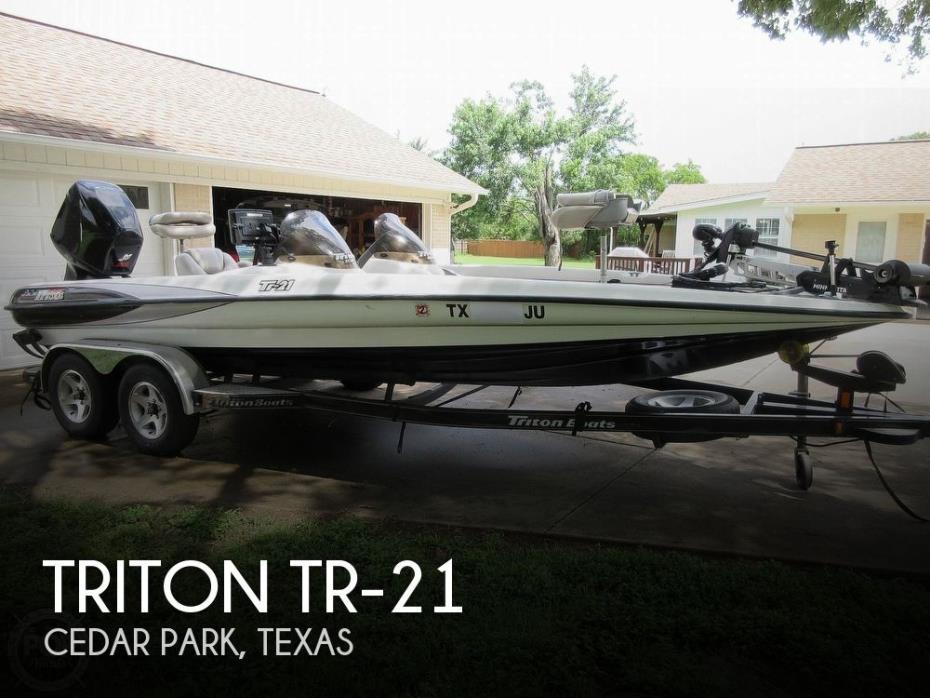 2003 Triton Tr-21