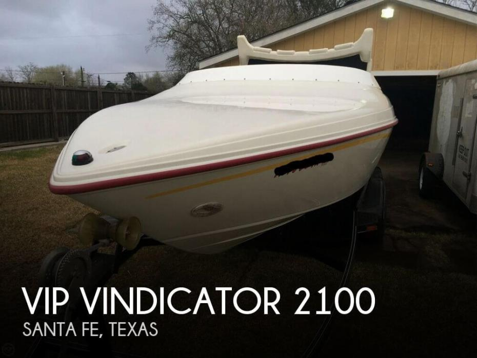 2003 VIP VIndicator 2100