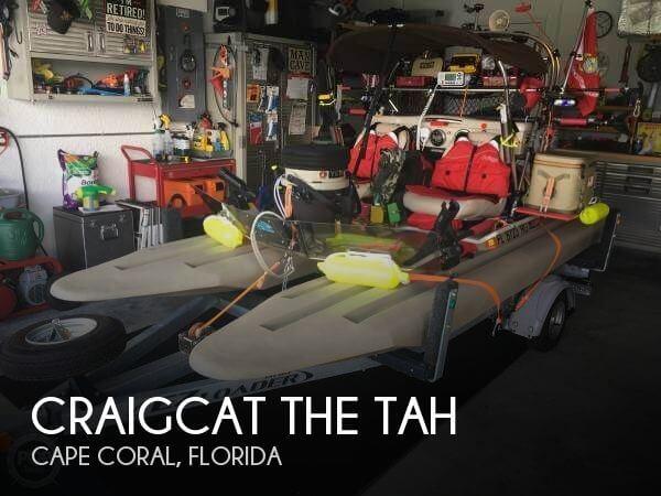 2017 CraigCat Tahitian