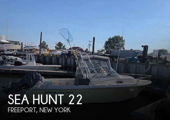 2007 Sea Hunt Victory 225