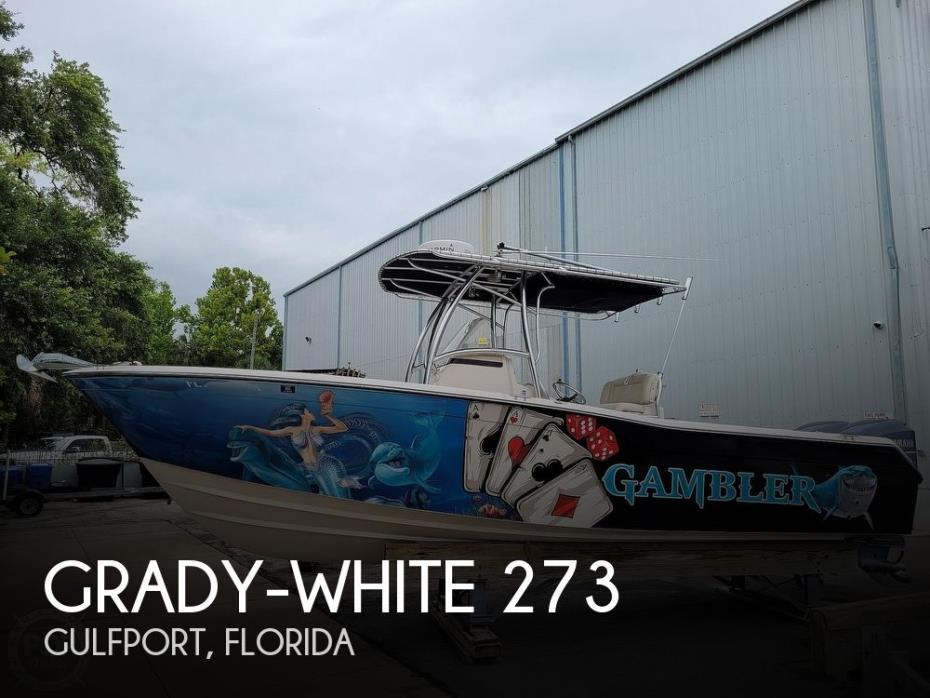 2008 Grady-White 273 Chase