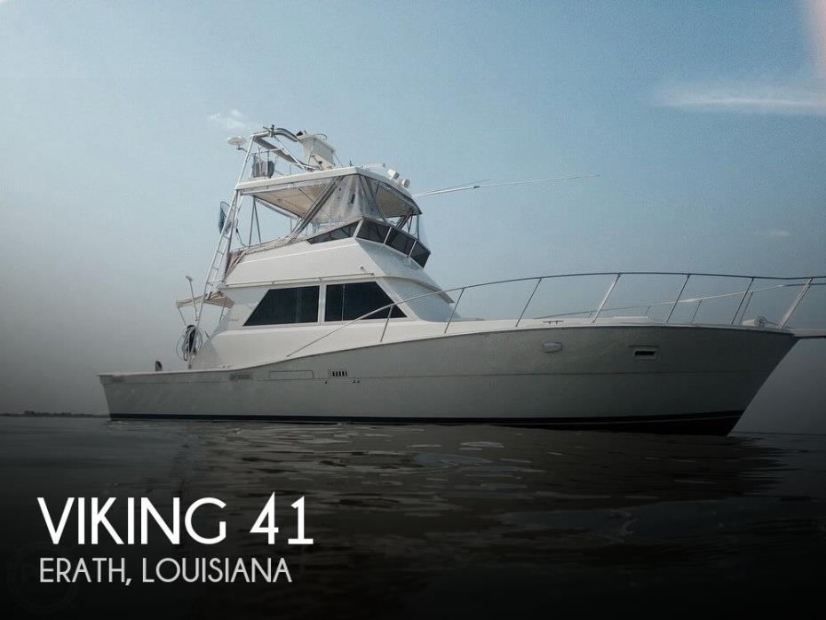 Viking 43 Open Express For Sale